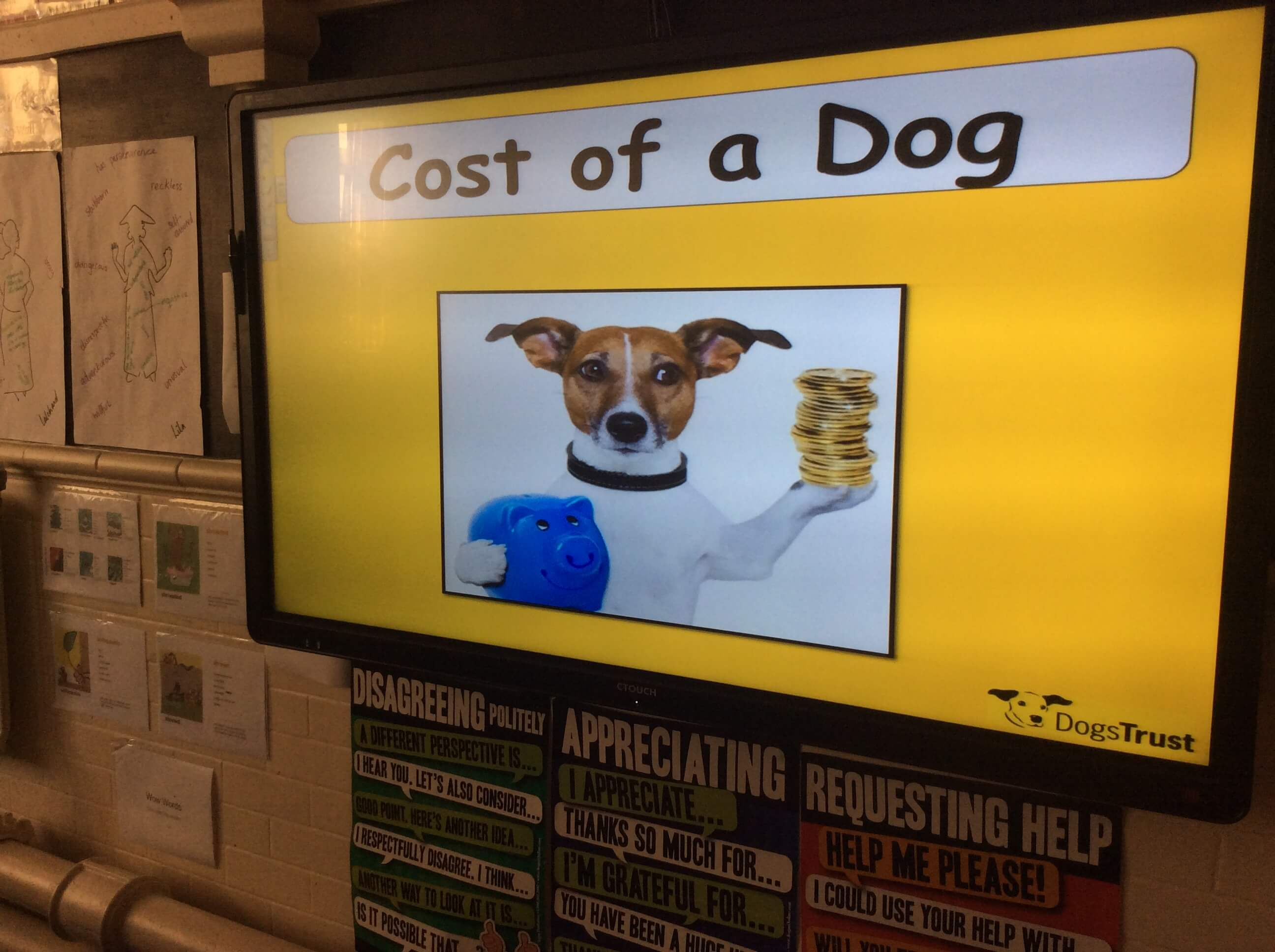 Dogs Trust Maths | Tiverton Academy
